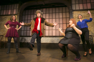 The Second City Panic on Cloud 9