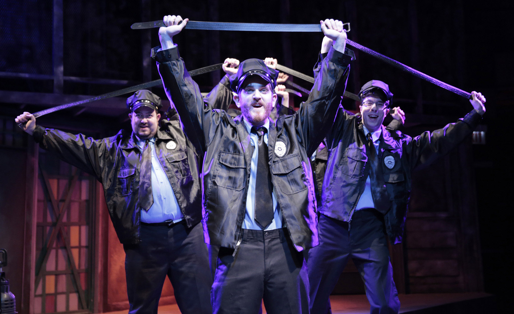 review the full monty kokandy productions sung to perfection