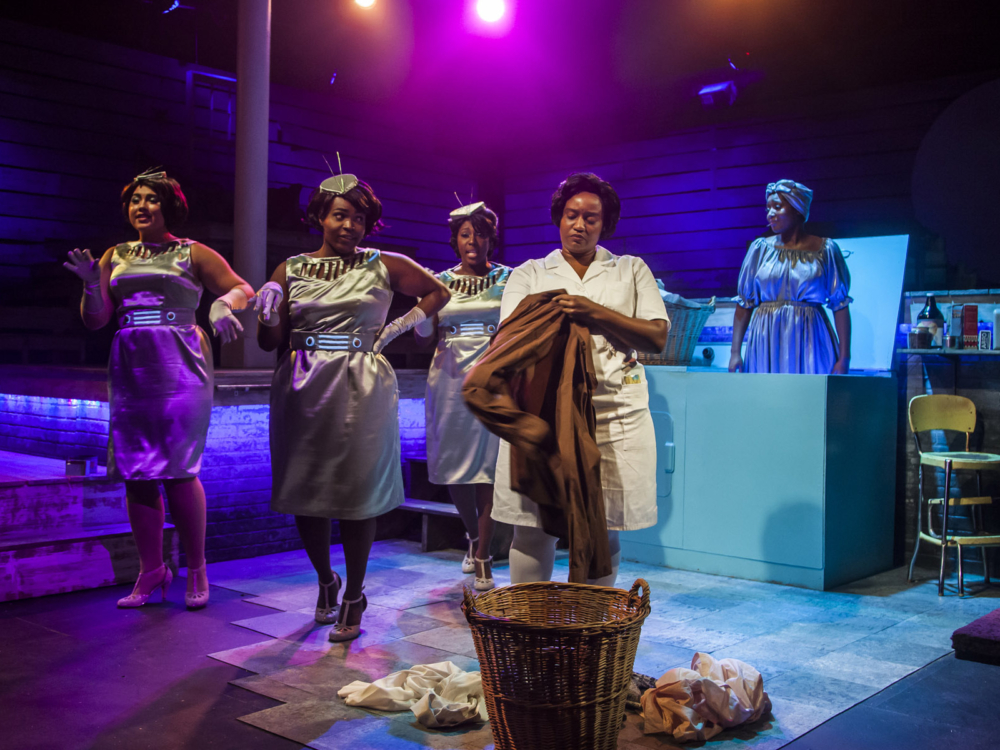 "EXTENDED thru 11/11 ""Caroline, Or Change"" (Firebrand Theatre): Sensational!"