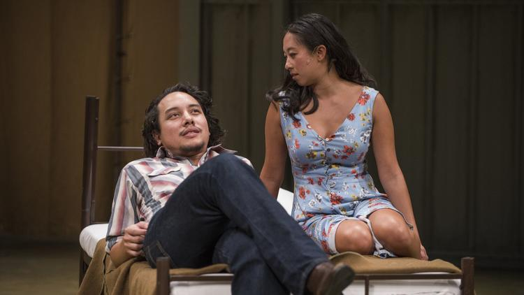 "Review ""Vietgone"" (Writers Theatre): A Love Story?"