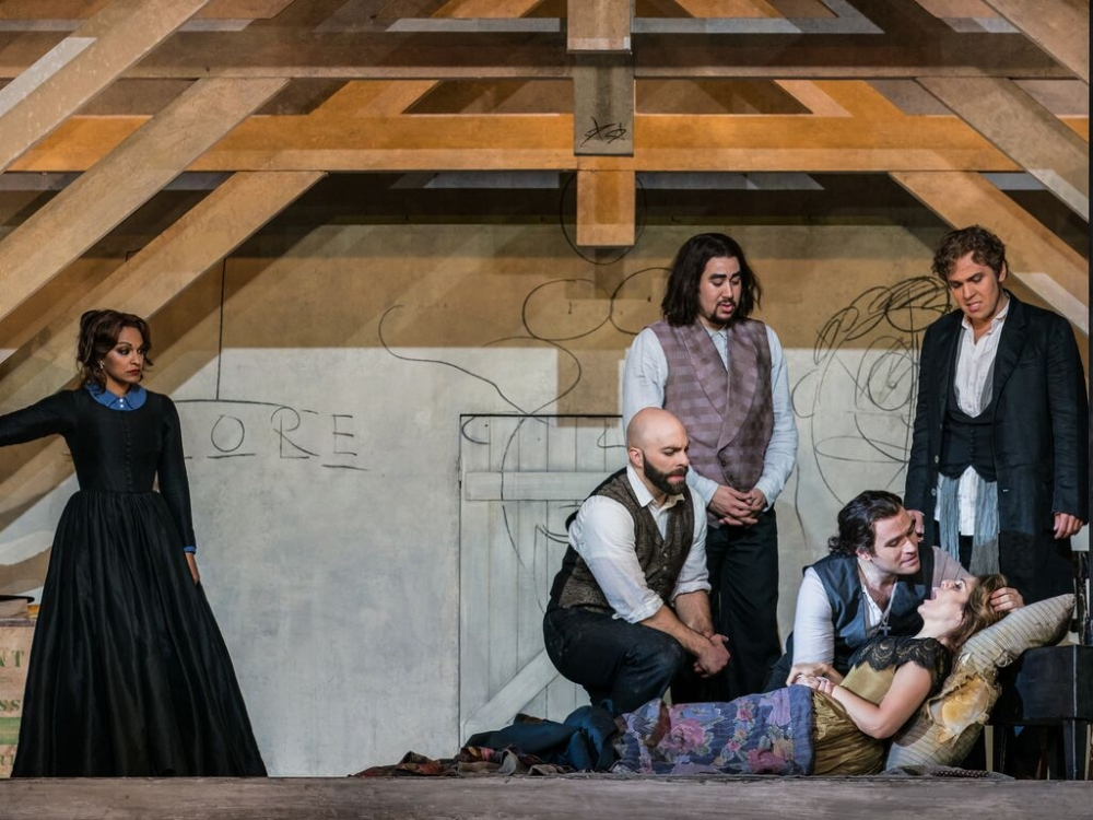 "EXTENDED ""La Boheme"" (Lyric Opera): Bohemian Love at Its Best!"