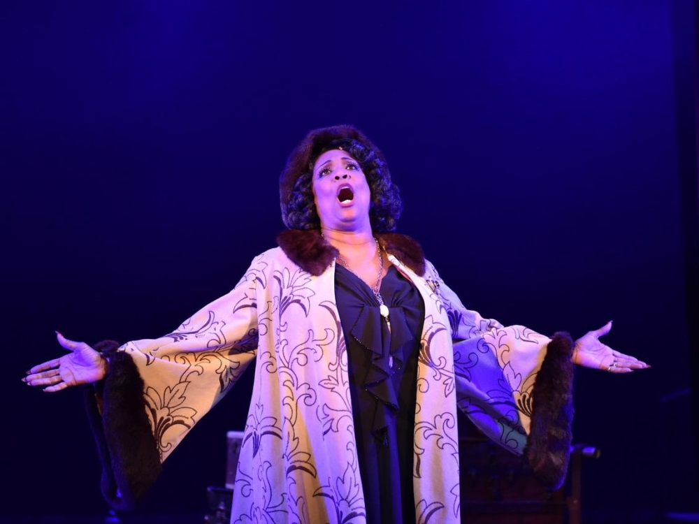 EXTENDED Thru 12/29 GYPSY (Porchlight Music Theatre): Butler is Tour de Force!!!