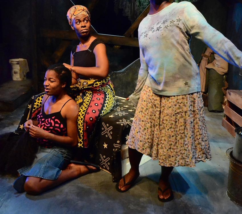 "Review ""Eclipsed"" (Pegasus Theatre): Eye-opening & Gut-punching!"