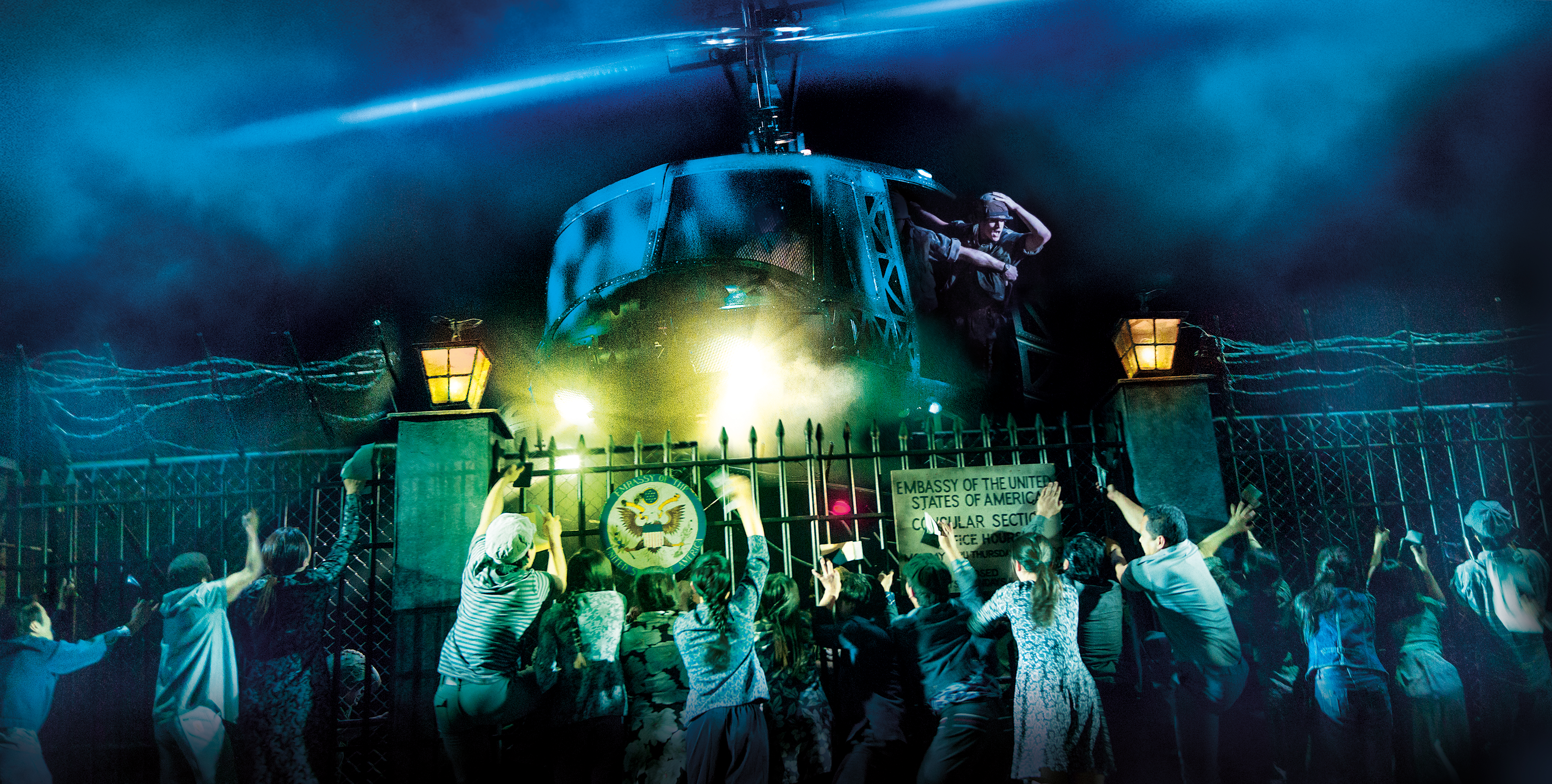 """Review """"Miss Saigon"""" (Broadway in Chicago): Excellent!"""