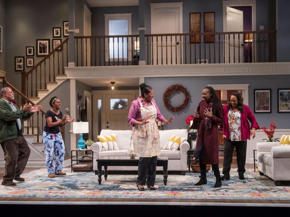 "Review ""Familiar"" (Steppenwolf Theatre): Unexpectedly Poignant"