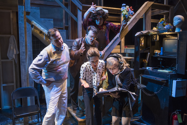 "EXTENDED Thru 4/7 ""Noises Off"" (Windy City Playhouse): Posh Lampoon"