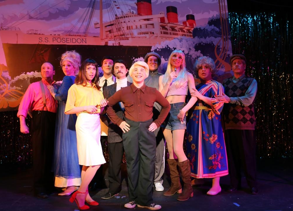 "Review ""Poseidon! An Upside Down Musical"" (Hell in a Handbag): Classic Handbag!"