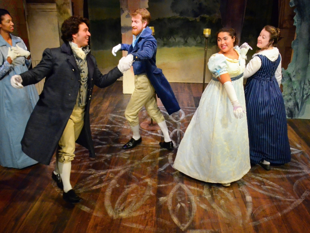 """EXTENDED Thru July 28th """"Emma"""" (Lifeline Theatre): Imaginative Spin on a Classic"""