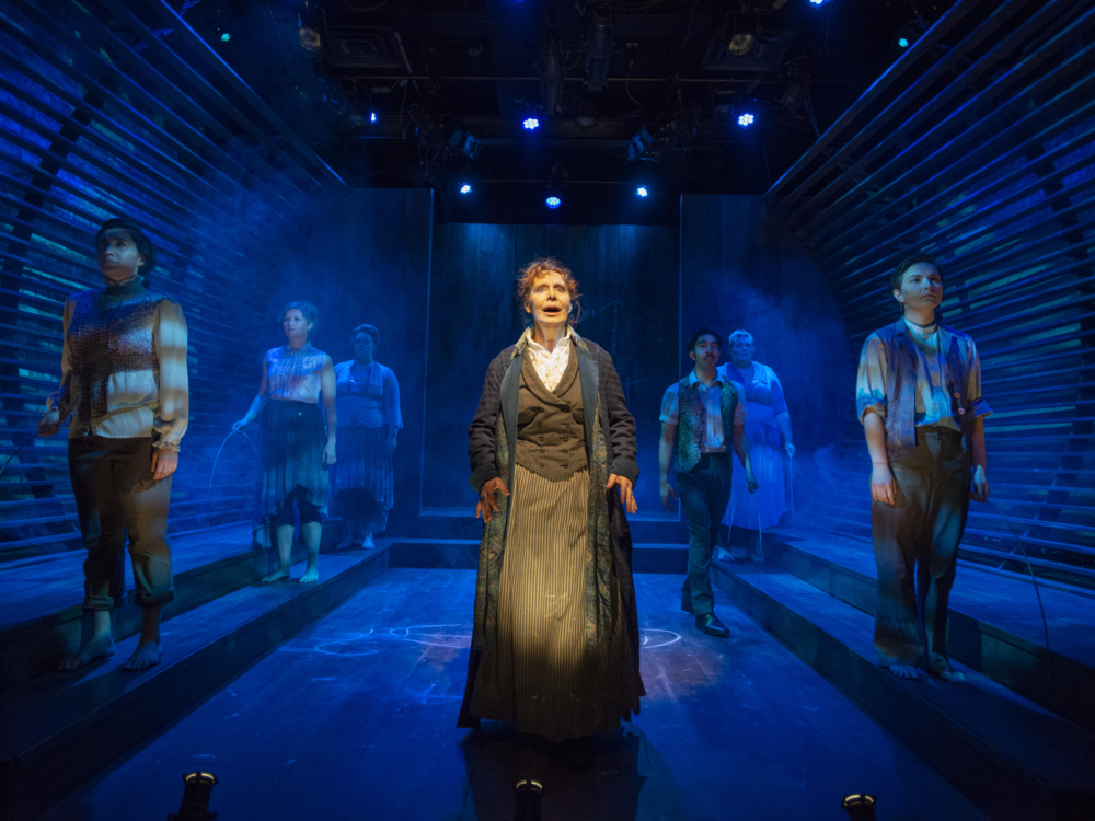"Review ""Queen of the Mist"" (Firebrand Theatre): Sensational Singing!"