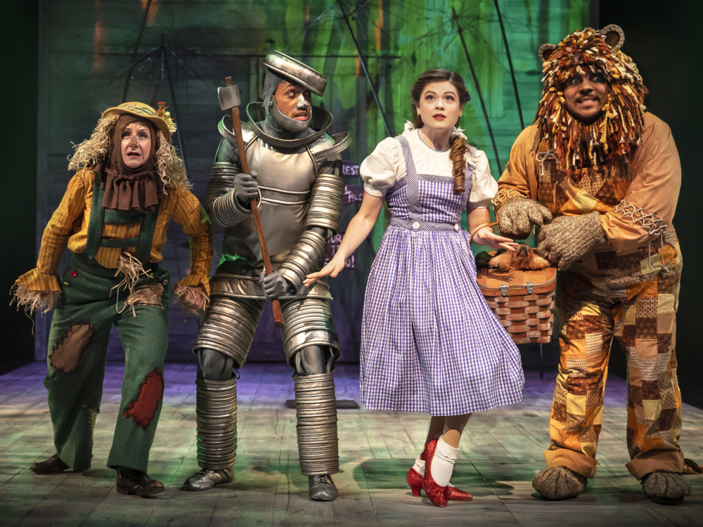 "Review ""The Wizard of Oz"" (Chicago Shakespeare Theater): Enchanting and Impressive!"