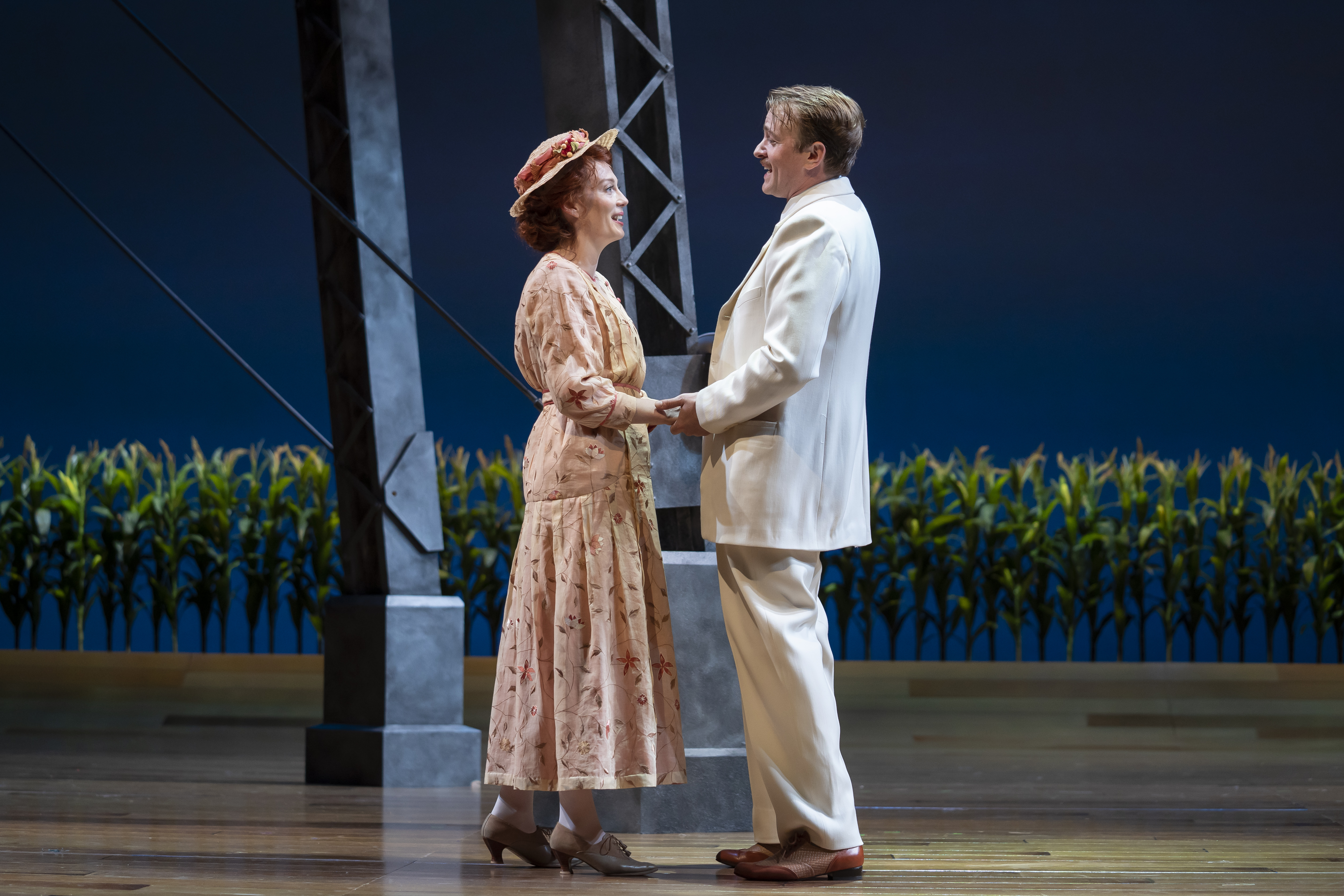 "Review ""The Music Man"" (Goodman Theatre): Fun!"