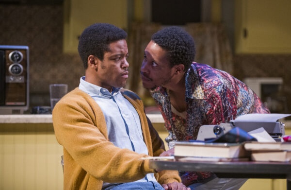 "Review ""True West"" (Steppenwolf Theatre): Brotherly Vivisection"