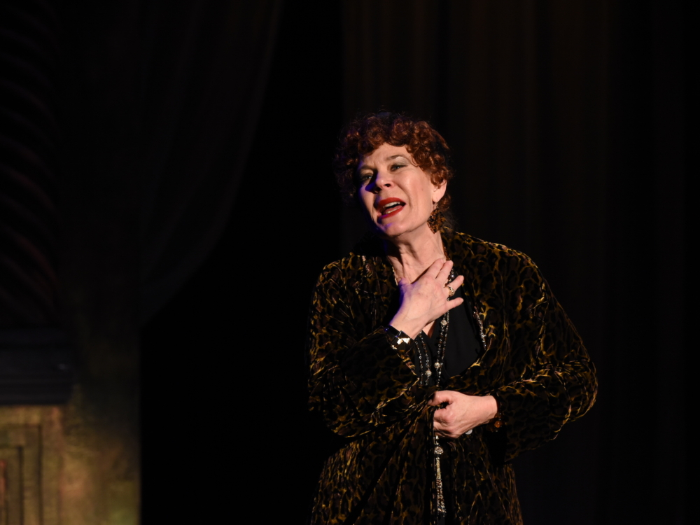 """Review """"Sunset Boulevard"""" (Porchlight Music Theatre): 'With One Look' Resnik Captivates!"""