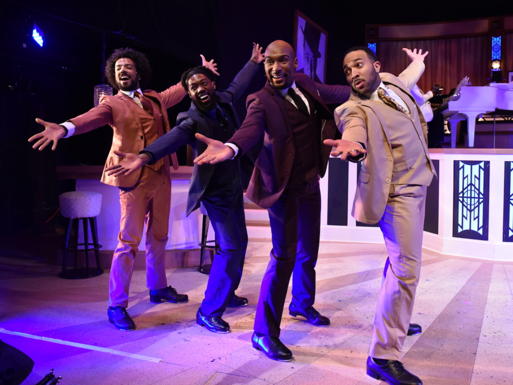 "Review ""Duke Ellington's Sophisticated Ladies"" (Porchlight Music Theatre): The Duke's Treasure!"