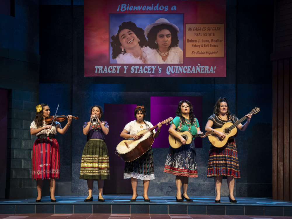 """Review """"American Mariachi"""" (Goodman Theatre): It's All About The Music!"""