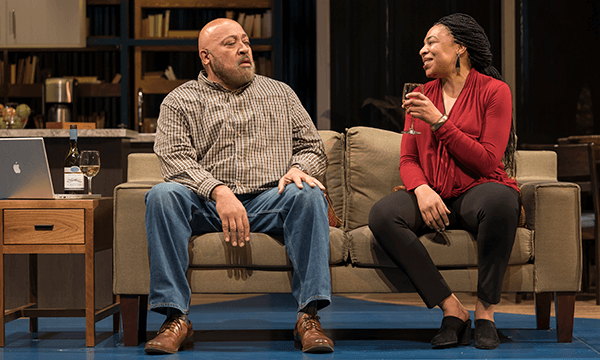 "Review ""How to Catch Creation"" (Goodman Theatre): Captivating Storytelling!"