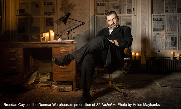 "Review ""Saint Nicholas"" (Goodman Theatre): Perfection!"
