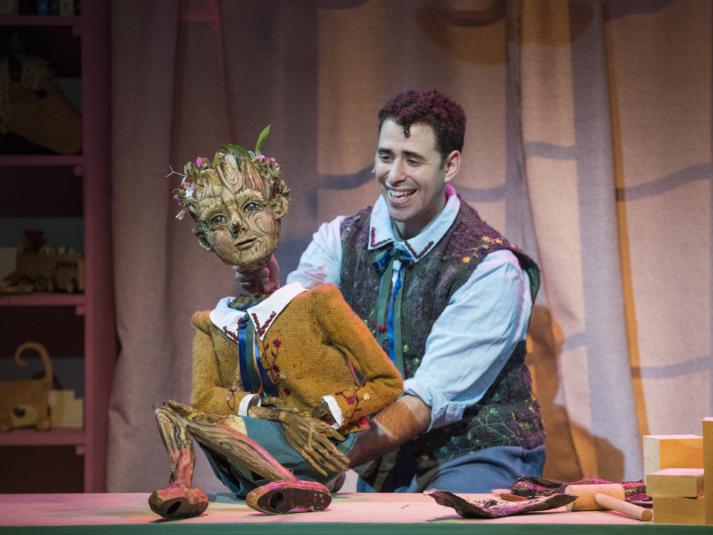 """Review """"Pinocchio"""" (House Theatre): Puppetry Magic"""