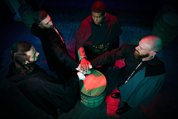 """Review """"Equivocation"""" (Idle Muse Theatre Company): Compelling Introspective!"""