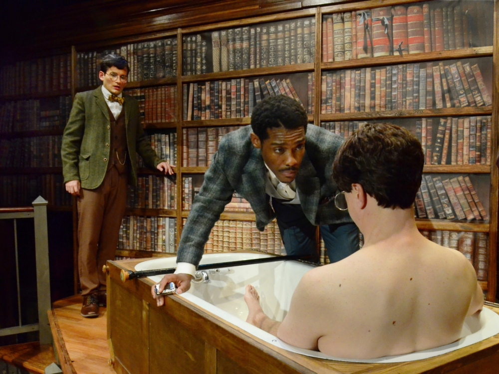"""Review """"Whose Body?"""" (Lifeline Theatre): Heart, Humor and Murder!"""