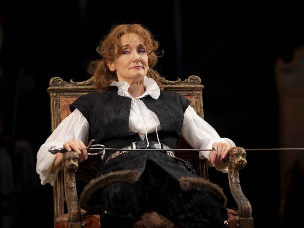 "Review ""Bernhardt/Hamlet"" (Goodman Theatre): Not the Divine Sarah I Anticipated"