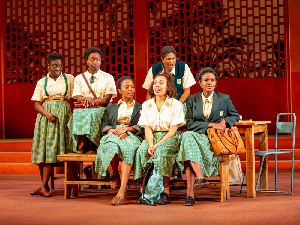 Review SCHOOL GIRLS (Goodman Theatre): Fun Transition Back to Theatre!